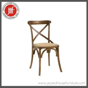 silange back chair