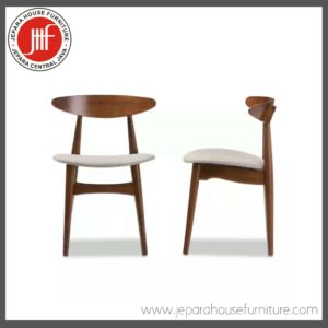 teak wood chair resto and cafe