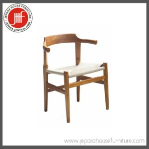 teak wood sungu chair modern dining chair