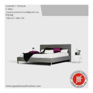 modern bed frame stainless