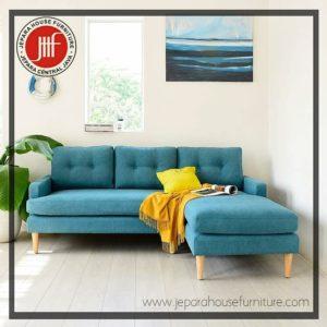 jual sofa retro sacndinavian rahwana L
