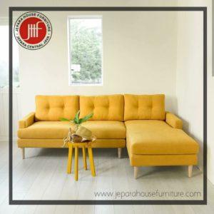 jual sofa retro sacndinavian rama L