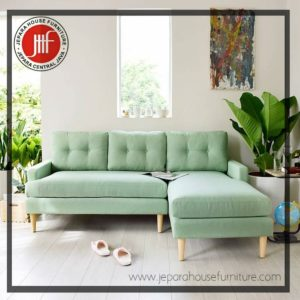 jual sofa retro sacndinavian shinta L
