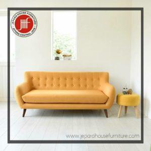 harga sofa retro scandinavian shinta