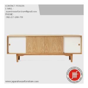 jual tv cabinet scandinavian shinta