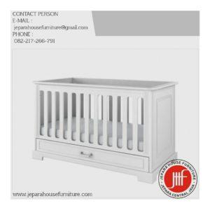 box bayi putih terbaru