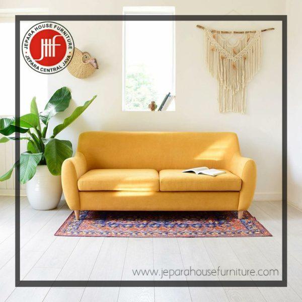 sofa retro scandinavian terbaru