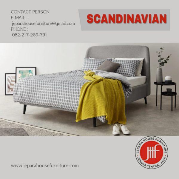 Jual tempat tidur jakarta modern