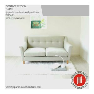 sofa retro kekinian skandinavia