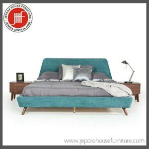 tempat tidur scandinavian terbaru