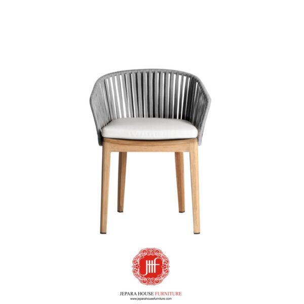 kursi makan terbaru mewah modern
