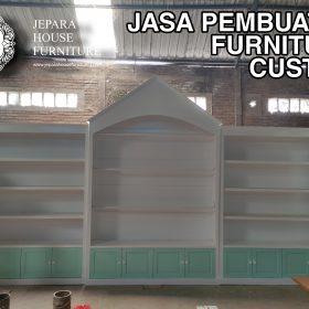 Jasa pembuatan furniture custom