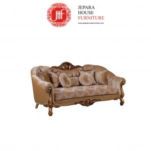 sofa tamu jepara ukir mewah 3 seater